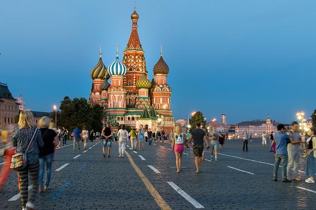 Oroszországban