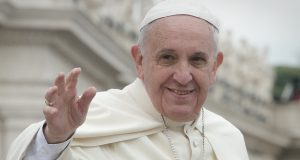Magyar püspökök látogatása a pápánál