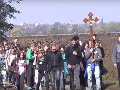 Ifjúsági zarándoklat a keresztény Európáért