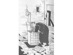 A plébános és az olajkályha