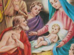 Az első karácsony békéjét várjuk