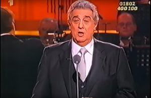 Ave Maria – Plácido Domingo és Sissel Kyrkjebø előadásában