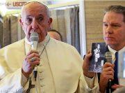 Megérkezett Chilébe Ferenc pápa