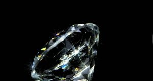 Mint a gyémántot