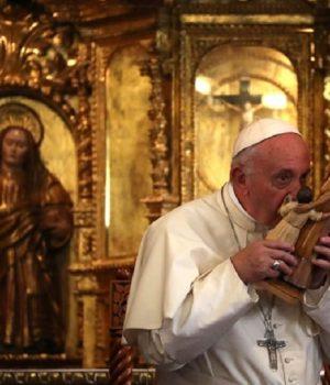 Ferenc pápa gondolatai Szent Józsefről