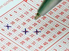 Újonc a lottózóban