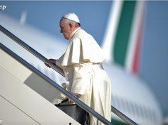 Ferenc pápa Bariba utazik, hogy imádkozzon a Közel-Keletért