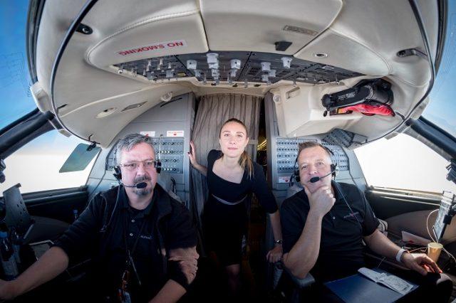 Jó kezdet a repüléshez
