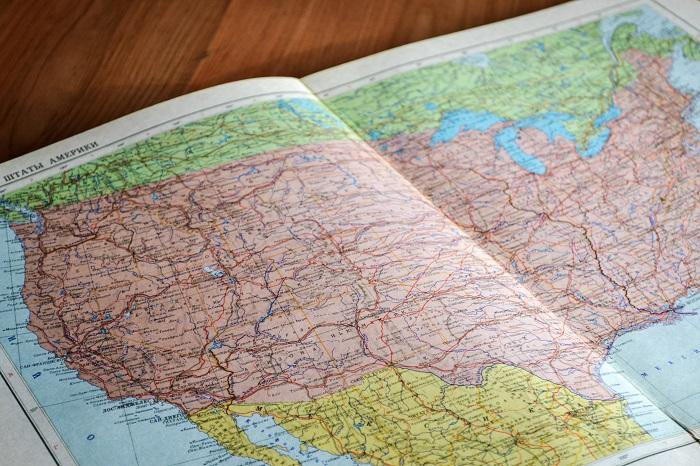 Móricka és a térkép