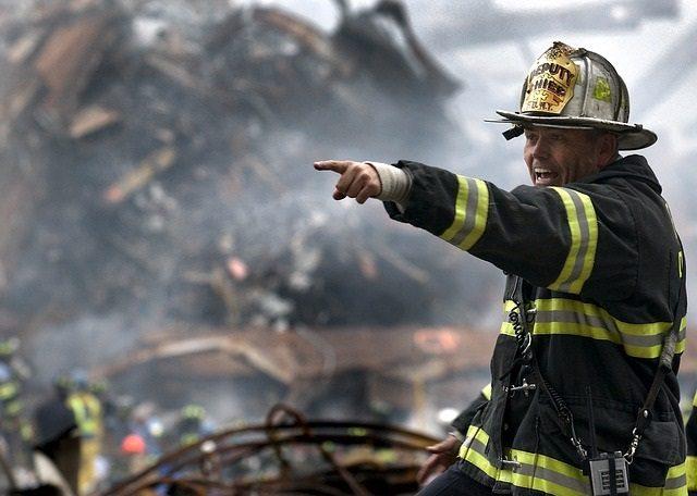 Tűzoltók imája