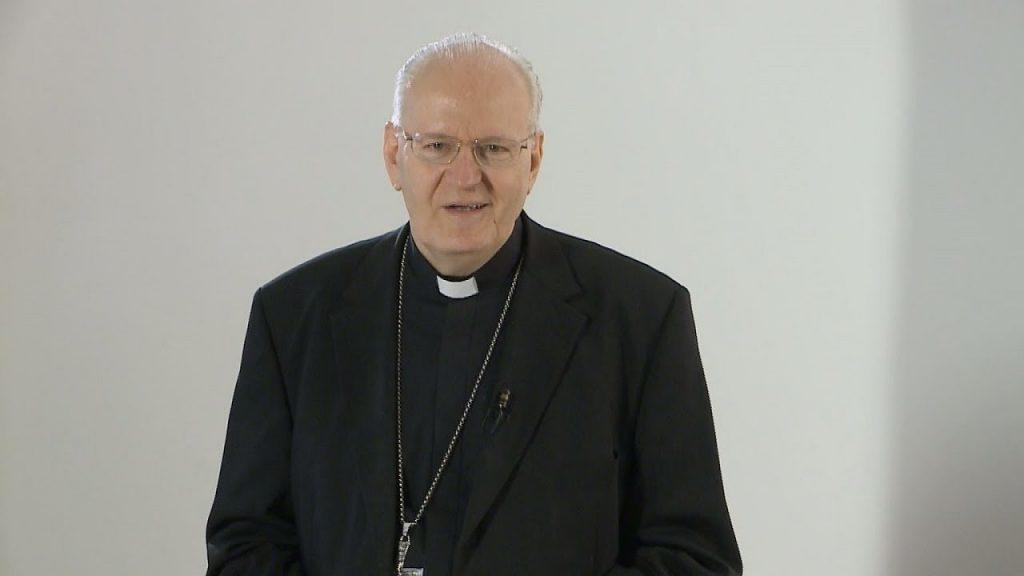 Erdő Péter bíboros katekézise