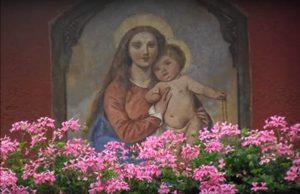Mária, Mária mennyei szép hajnal