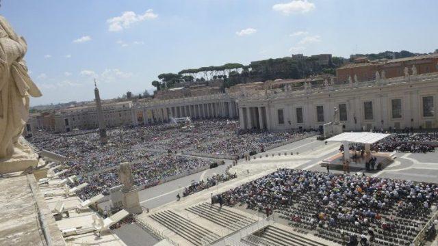 Ferenc pápa: A keresztény nem lehet álszent