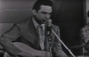 Johnny Cash: Jézus tette