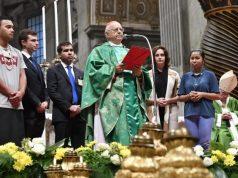 Lezárult a fiatalokról szóló püspöki szinódus
