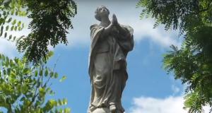 Egy egri Szűzanya-szobor története