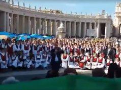 Magyarországot méltatta Ferenc pápa