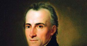 Kazinczy Ferenc portréja