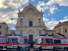 Újjászületett a romokból az olasz templom