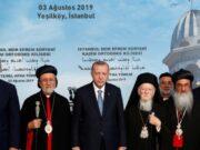 Rekordidő alatt épült föl az első templom, amelyet 1923 óta emeltek Törökországban