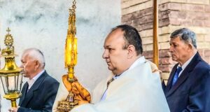 Kárász Gábor szekszárdi káplán