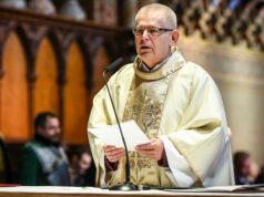 Berta Tibor tábori püspök