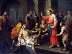 Lázár feltámadása