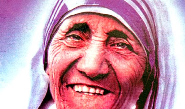 """Teréz anya """"8 parancsolata"""""""
