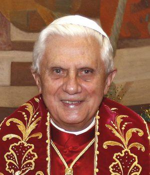 Imádság a nagyszülők megbecsüléséért – XVI. Benedek pápa