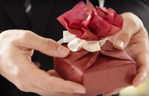 Az ajándék értéke – Félperces