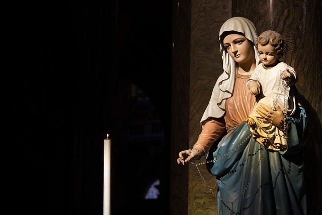 Mária, Anyám vagy, én a Tied vagyok
