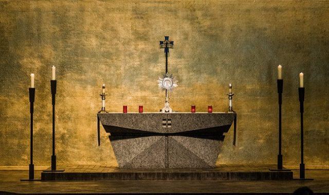Alexandriai Szent Cirill: Szent Tested